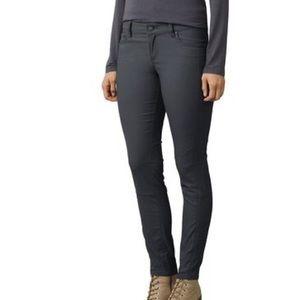 Prana Jenna Moto Pants in Coal Size 12